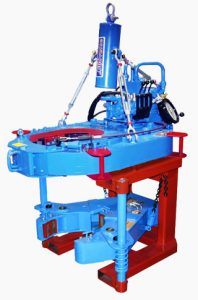 Manual & Hydraulic Power Tongs - Div Drilling