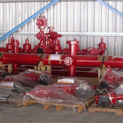 Valves Gate HCR Ball Div Drilling